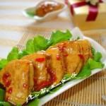 牛肉豆腐夹(荤素搭配菜谱)