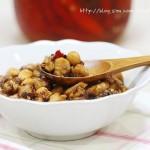 香辣碎米鸡丁做法(荤菜菜谱)