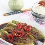 油焖尖椒(超级下饭菜谱)