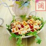 五香茶鸡蛋沙拉(凉菜菜谱)