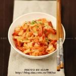 韩式泡菜虾(超级下饭海鲜菜谱)