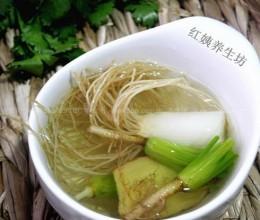 治疗风寒感冒最有效的食疗方