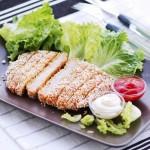 吉列猪扒(西餐菜谱)