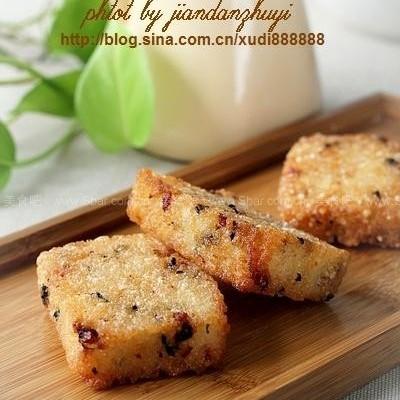 培根海苔粢饭糕