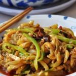浓味酱烧茄条(10分钟快手懒人菜谱)