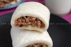肉香糯米卷