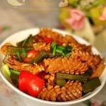 泡椒鱿鱼(海鲜菜谱)