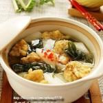 萝卜酥肉煲(专属寒冷季节的滋补暖身汤煲菜谱)