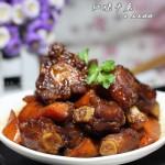 红烧牛尾(荤菜菜谱)