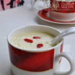 苹果蛋花酒酿饮(补血益气健康饮品菜谱)