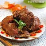 香卤兔头、兔腿(卤味菜谱)