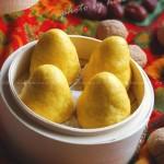 沙枣玉米窝头(早餐菜谱)