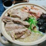 排骨酸菜煲(冬季最不能错过的暖身菜谱)