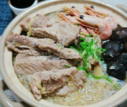 排骨酸菜煲