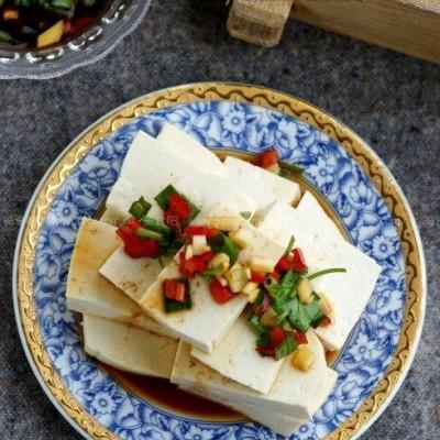 非传统石磨豆腐