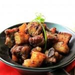 电饭煲版土豆焖排骨(电饭煲菜谱)