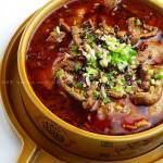 水煮牛肉(川菜传统麻辣典范菜谱)