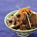 辣酱拌牛肉(家常凉菜菜谱)