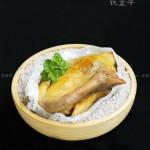 盐焗鸡古法版VS电饭锅版(客家菜谱)