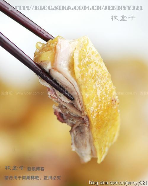 盐焗鸡古法版VS电饭锅版