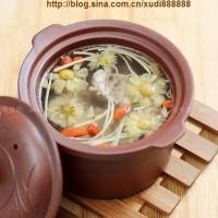 枸菊排骨湯