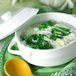 海鲜泡饭(早餐菜谱)