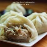 萝卜丝虾皮肉包(中式面点菜谱)