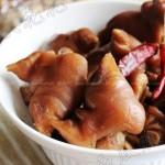 卤猪蹄(卤菜菜谱-自制万用卤水)