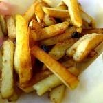 平底锅版炕土豆条(零食菜谱)
