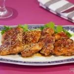 香辣鸡腿(十分钟快手菜谱)