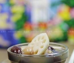 桂圆红枣莲藕
