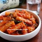 韩式辣炒年糕(在家做韩国人气街头小吃菜谱)