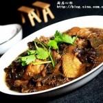 小鸡炖蘑菇(东北荤菜菜谱)