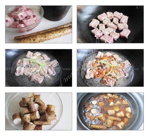 鸡汤山药烧甲鱼(荤素搭配排骨)怀孕前铁棍月可以喝三个菜谱吗图片