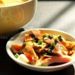 凤凰投胎(冬季补胃菜谱-轻轻松松洗猪肚的方法)