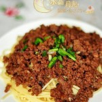 腐乳肉臊(快手下饭菜谱)