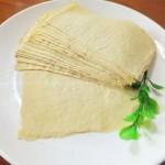 自制豆腐皮(豆制品菜谱)