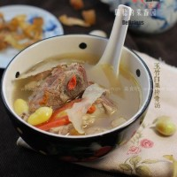 玉竹白果排骨湯