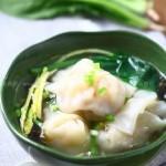 鲜虾馄饨(早餐菜谱)