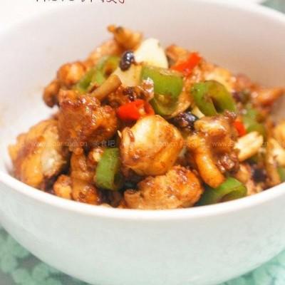 香辣豆豉鸡翅