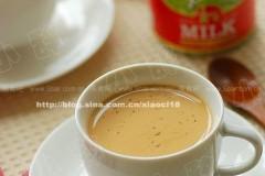 香草糖奶茶
