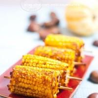 咖喱烤玉米