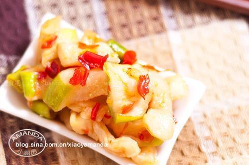 剁椒萝卜干(咸肉菜谱)咸菜适合做什么图片