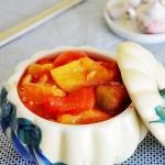 西红柿烧茄子(超级下饭菜谱)
