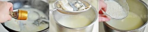 生滚鱼片火锅