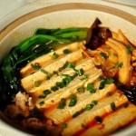 肥牛豆腐泡菜鍋(葷素搭配)