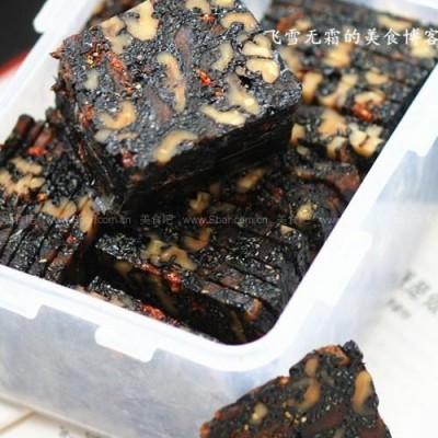 核桃红枣阿胶糕