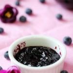 蓝莓果酱(自制水果酱)