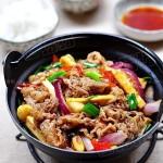 肥牛炒豆干(下饭菜)