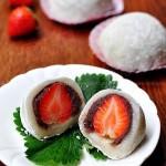 草莓大福(点心菜谱)